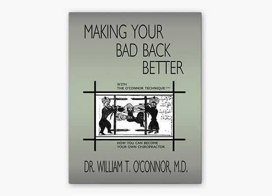 Making Your Bad Back Better Book Cover