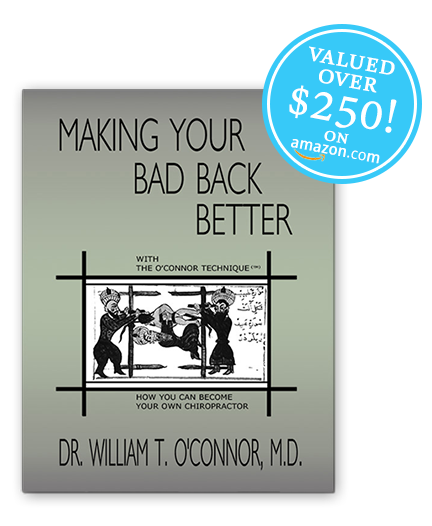 Making Your Bad Back Better Book Special Offer