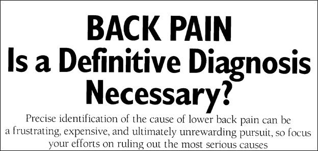 Emergency Medicine Headline Exerpt