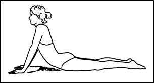 McKenzie Extension Posture
